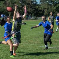 flag football Geneva Seahawks féminin