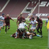 Servette RC - Saint claude RC 43-37