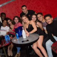 Week End Party @ Moulin Rouge